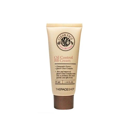 Picture of CLEAN FACE OIL CONTROL BLEMISH BALM