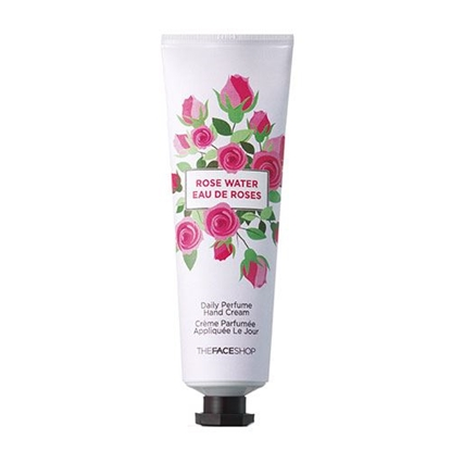 Picture of DAILY PERFUMED HAND CREAM ROSE WATER