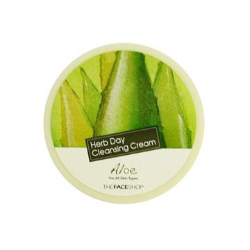 Picture of HERB DAY CLEANSING CREAM - ALOE