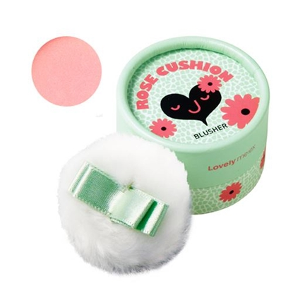 Picture of LOVELY MEEX PASTEL CUSHION BLUSHER 01 ROSE CUSHION