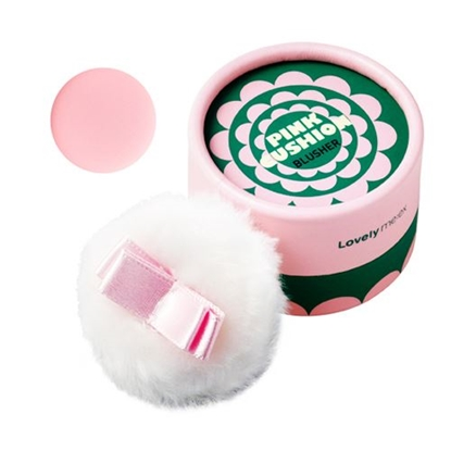 Picture of LOVELY MEEX PASTEL CUSHION BLUSHER 04 PINK CUSHION