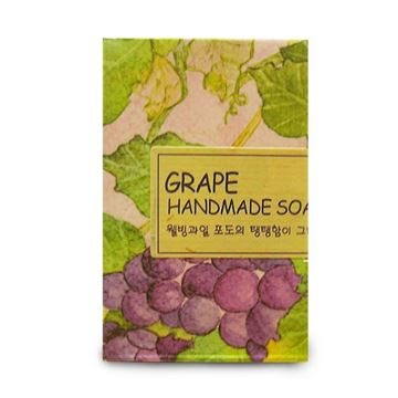 Picture of NATURE GARDEN CLEANSING BAR GRAPE