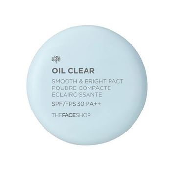 Picture of TFS OIL CLEAR SMOOTH&BRIGHT PACT N203 NATURAL BEIGE SPF30 PA++