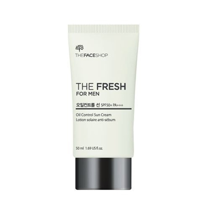 Picture of THE FRESH FOR MEN OIL ABSORBING SUN CREAM