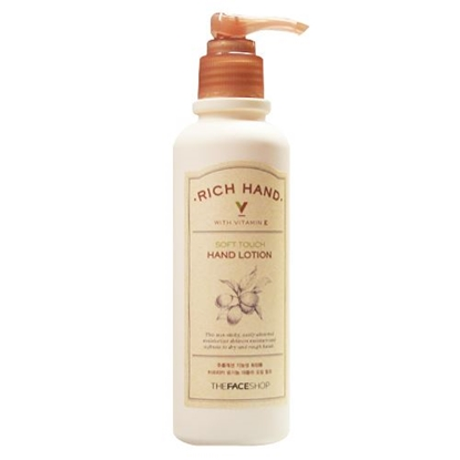 Picture of RICH HAND V SOFT TOUCH HAND LOTION